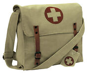 Vintage Leather Medical Bag