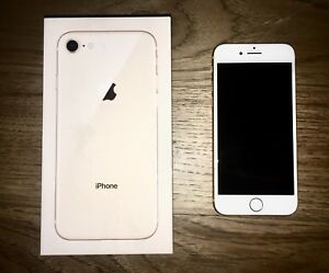 IPHONE 8 64GB ROSEGOLD PERFECT CONDITION