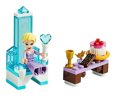 LEGO Disney Frozen 2Elsa's Winter Throne SEALED NEW 42pcs 1 Minifigure