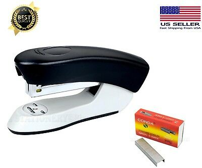 Home And Office Stapler Free 1000pcs Staples 246-26616 Sheets Capacity New