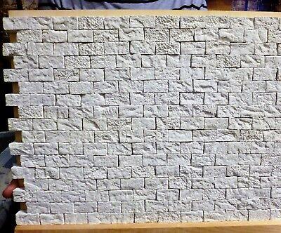 Modellbau, Modellbausteine, Ruinen Bausteine 150St. neues Format 3x1,5x1,5cm