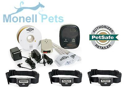 PetSafe Rechargeable In-Ground Electric 3 Dog Fence - PIG00-14673 NEW System