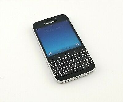 BlackBerry Classic 16GB (Unlocked) Clean ESN - Black, Excellent