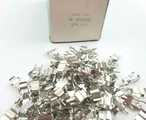 Lot Of 98 Littelfuse 100056 Fuse Clips
