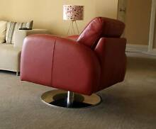 Modern Swivel Armchair St Leonards Willoughby Area Preview