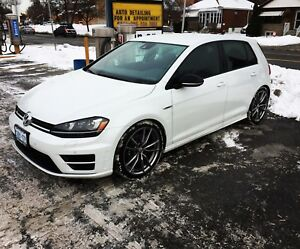 Volkswagen Golf R 35,000KM per year left