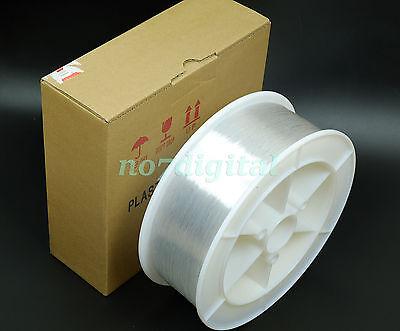 Fiber Optics Decorations (For fiber optic light decoration clear PMMA fiber optics 0.5mm/6000m)