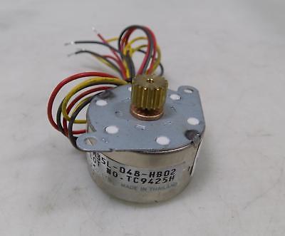 Minebea Mini Angle Motor Stepper Pm35l-048-hb02