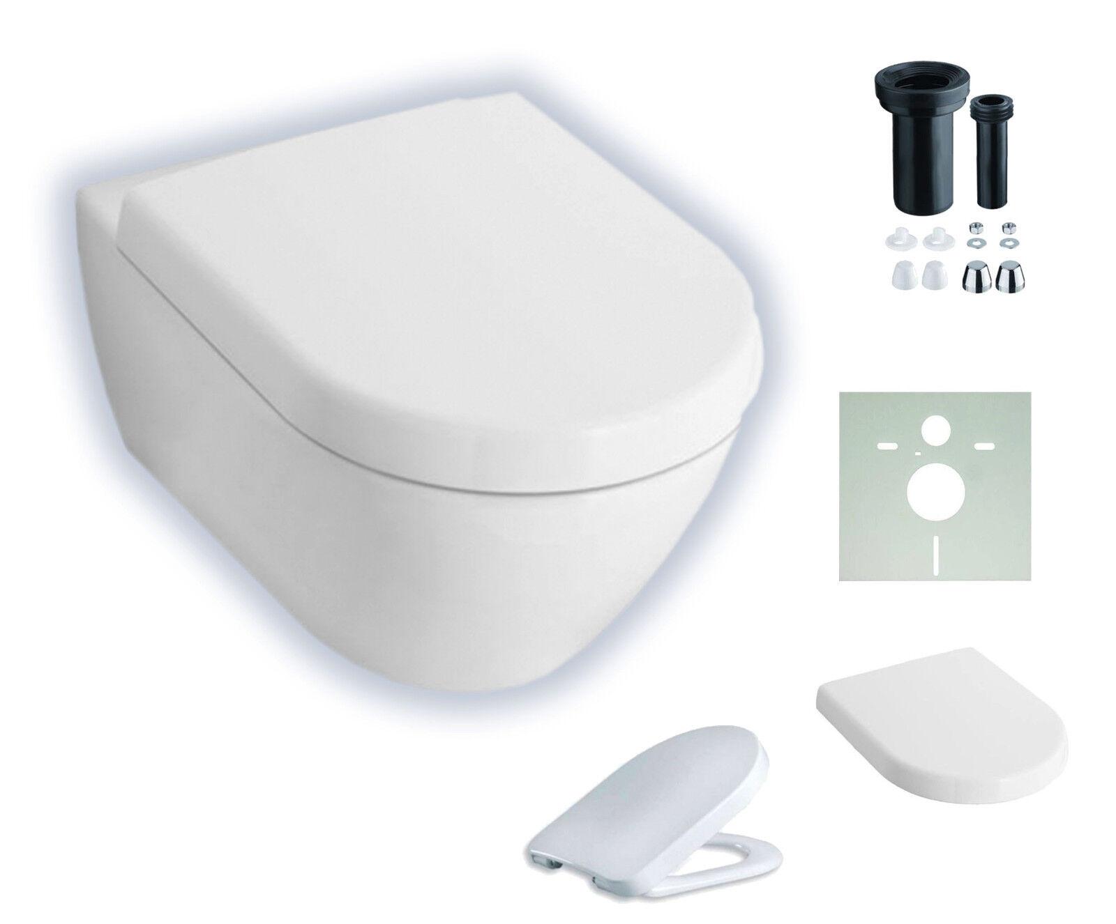 v b villeroy boch subway 2 0 wand wc ohne sp lrand. Black Bedroom Furniture Sets. Home Design Ideas