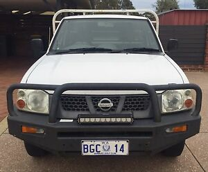 Nissan Navara D22 Cab Chassis MAKE AN OFFER Eaton Dardanup Area Preview