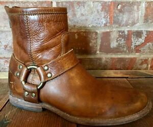 Women's Frye Vintage Leather Ankle Boot