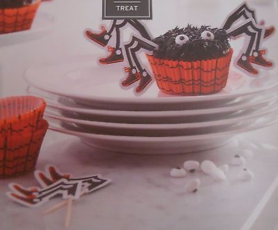 Wilton Spider Halloween Eerie Ideas Cupcake Decorating Set NEW SEALED Target](Halloween Decor Ideas)