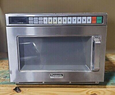 Panasonic Ne-1757r Commercial Microwave Oven