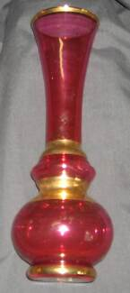 VINTAGE VENETIAN GLASS VASE Nowra Nowra-Bomaderry Preview