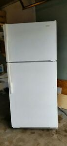 White Maytag Refrigerator, free delivery