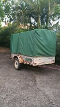 Box Trailer with Canopy Noosa Heads Noosa Area Preview