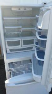 Amana 19cu.ft. Refrigerator, free delivery