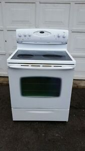 Maytag Glass-top Stove with free delivery