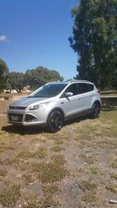 2014 Ford Kuga Wagon Roxburgh Park Hume Area Preview