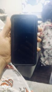 iPhone 7 jet black 128 gigs!
