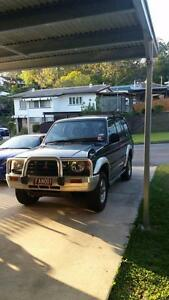 1999 Mitsubishi Pajero Wagon Ferny Hills Brisbane North West Preview