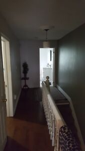 4 + 1 Bedroom home for rent near trendy St. James St. North