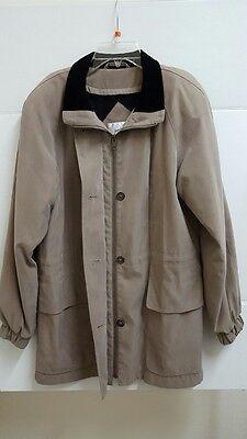 Jacqueline Ferrar Beige/Brown Women's Jacket, Size Small for sale  Peoria