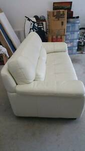 Nick Scali  Leather 2 1/2 Seater Sofa Mount Cotton Redland Area Preview