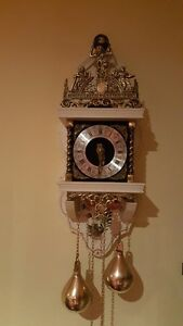Dutch clock with german mechanism Stirling Stirling Area Preview