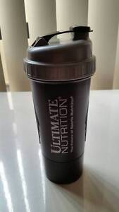 ULTIMATE NUTRITION - Premium Shaker Bottle/Cup (BRAND NEW) Casula Liverpool Area Preview