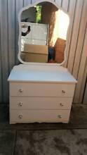 Dressing Table 3 drawers with Mirror brand new Banksia Park Tea Tree Gully Area Preview