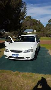2005 Ford Falcon Wagon backpacker car Sydney City Inner Sydney Preview