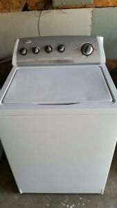 Whirlpool top-load washer, free delivery