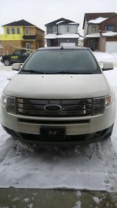 Ford Edge limited safety and e test