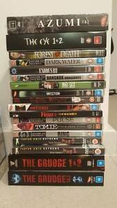 Japanese Horror DVD Collection Rockingham Rockingham Area Preview