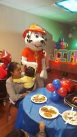 Paw Patrol Mascot for Rent