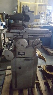 K.o. Lee Model B300 Tool Cutter Surface Grinder With Harig Attachment -b923gl