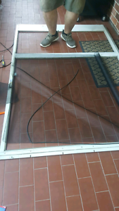 Flyscreen and security screen mesh replacement and repairs Casula Liverpool Area Preview