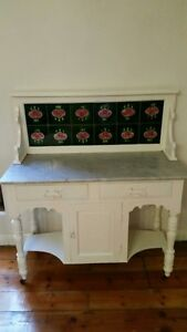 WASHSTAND... GORGEOUS FRENCH/SHABBY CHIC LOOK  $150.00 Aldgate Adelaide Hills Preview