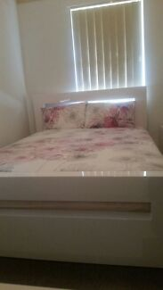 Queen size bedroom suite  Bass Hill Bankstown Area Preview