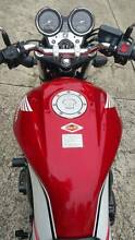 2012 Honda CB400 ABS Roseville Ku-ring-gai Area Preview