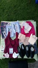 BALLET WEAR in SIZES for GIRLS to WOMENS