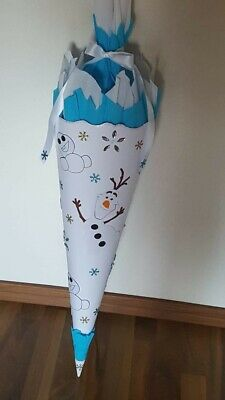 Schultüte Zuckertüte Elsa und Olaf