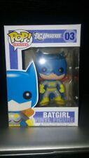 Funko Pop DC Universe Batgirl Bat Girl w/Pop Protector