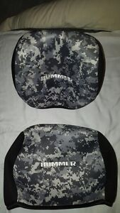 Hummer H3 Seat Covers in good condition