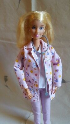 Barbie Baby Doctor Blonde