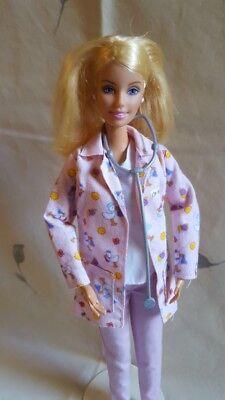 Barbie Baby Doctor Blonde -Deboxed