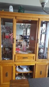 China cabinet for sale!