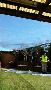 3 x Outdoor clear plastic tarps Greenacre Bankstown Area Preview