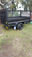 Trailer with ramp for hire 8 by 5ft